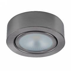Светильник MOBILED LED COB 3.5W 270LM 90G НИКЕЛЬ