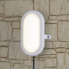 Пылевлагозащищенный светодиодный светильник LTB0102D 6Вт 71x117x168мм