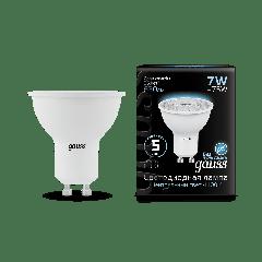 Лампа Gauss LED MR16 GU10 7W 4100K