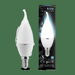 Лампа Gauss LED Candle tailed E14 9.5W 4100K