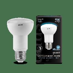 Лампа Gauss LED Reflector R63 E27 9W 4100K
