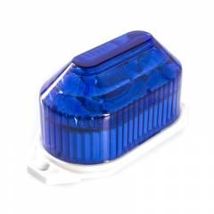 Светодиодная лампа FL-FLASH LAMP BLUE 220V-240V 110x53x50  -стробоскоп