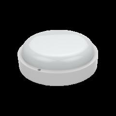 Св-к светодиодный Gauss IP65 D160*53 15W 1200lm 6500K ЖКХ круглый 1/40