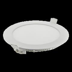 Светодиодный светильник Downlight FL-LED PANEL-R03 3Вт 270Лм 3000-4000-6400K D=88мм h=20мм d=75мм