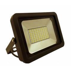 Светодиодный прожектор FL-LED Light-PAD 20W Black 6400К 1700Лм 20Вт 102x75x26мм