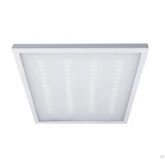Светодиодный светильник FL-LED PANEL-T36 FROST 6500K 595x595x19мм 36Вт 3200Лм встр. драйвер