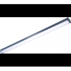 Светодиодный светильник WT066C NW LED45 L1500 PSU TB IP65 49W 4000K 4500lm 1500х68х56