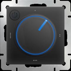 Терморегулятор электромеханический для теплого пола (черный) WL08-40-01