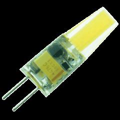 Светодиодная лампа FL-LED G4-COB 6W 220V 2700К G4 420lm 15*50mm