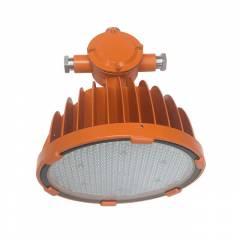 Взрывозащищенный светодиодный светильник Ex-ДВУ 150Вт IP66 258x325мм