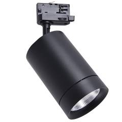 Светильник для 3-фазного трека CANNO LED 35W 2240LM 45G ЧЕРНЫЙ IP20