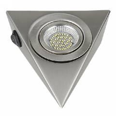 Светильник MOBILED ANGO LED 3.5W 270LM 90G НИКЕЛЬ