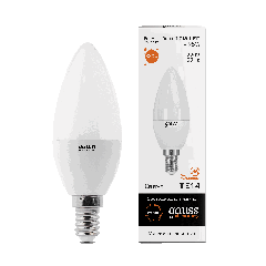 Лампа Gauss LED Elementary Candle 10W E14 3000K