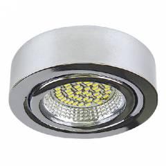 Светильник MOBILED LED 3.5W 270LM 90G ХРОМ