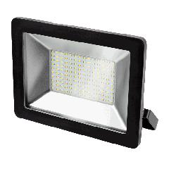Прожектор светодиодный Gauss LED 100W 6900lm IP65 6500К черный 1/14