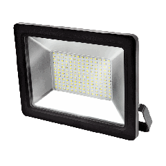 Прожектор Gauss LED Qplus 150W 14000lm IP65 6500К черный 1/10
