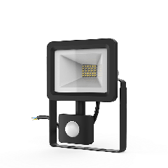 Прожектор светодиодный Gauss Elementary LED 20W 1380lm IP65 6500К с датчиком движения 1/30