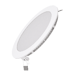 Встраиваемый светильник Gauss ультратонкий круглый IP20 15W ,170х22, D155, 2700K 990лм 1/20