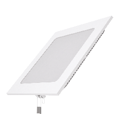 Встраиваемый светильник Gauss ультратонкий квадратный IP20 15W,170х170х22 2700K 990лм
