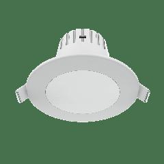 Светильник Gauss Кругл. Белый, 7W,90х90х56, 65мм, 500 Lm LED 2700K 1/20