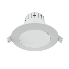 Светильник Gauss Кругл. Белый, 7W,90х90х56, 65мм, 520 Lm LED 4100K 1/20
