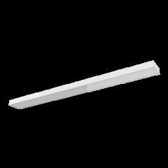 """Светодиодный светильник """"ВАРТОН"""" офисный А450 встраеваемый/накладной 1495*140*50мм"""