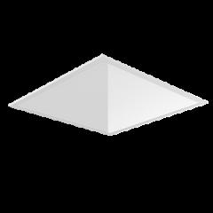 """Светодиодный светильник """"ВАРТОН"""" PANEL 070 595*595*10 мм  с режимом авар. освещ. (драйвер в комплекте)"""