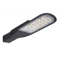 Консольный LED светильник ECO CLASS AREA L 827  60W 6600LM GR - ДКУ-60Вт 2700К,4000K 6600Лм IP65