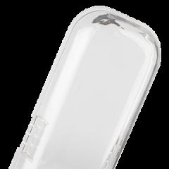Рассеиватель для светильника IP65 СТРОНГ 1242*90*68 прозрачный 3 шт. в коробке