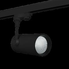 "Cветильник LED ""ВАРТОН"" трек TT-02 угол 35° черный Zigbee"