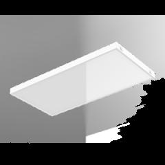 """Светодиодный светильник """"ВАРТОН"""" тип кромки Tegular (Prelude 24) 1174*587*59мм с равномерной засветкой опал IP40"""