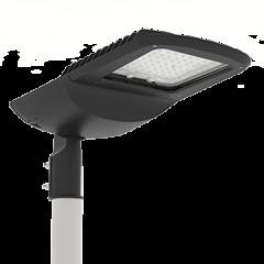 """Светодиодный светильник """"ВАРТОН"""" уличный Tornado крепление на консоль черный"""