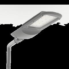 """Светодиодный светильник """"ВАРТОН"""" уличный Tornado крепление на консоль серый"""