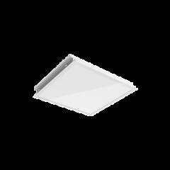 """Светодиодный светильник """"ВАРТОН"""" G070 для гипсокартонных потолков 595*595*67мм монтажный размер 575х575мм"""