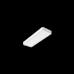 """Светодиодный светильник """"ВАРТОН"""" E170 18W встраиваемый/накладной 595*180*50мм"""