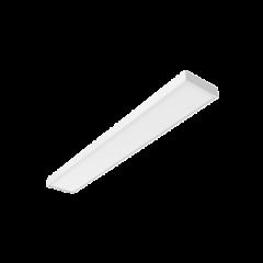 """Светодиодный светильник """"ВАРТОН"""" A270 Basic офисный встраиваемый/накладной 1195*180*50мм"""