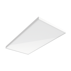 """Светодиодный светильник """"ВАРТОН"""" A300 встраиваемый 1195*295*50мм (БАП 320*123*28мм) с равномерной засветкой опал IP40"""