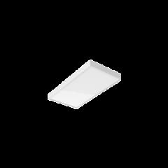 """Светодиодный светильник """"ВАРТОН"""" A370 офисный встраеваемый/накладной 595*295*50мм"""