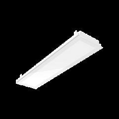 """Светодиодный светильник """"ВАРТОН"""" тип кромки SL2 1218*308*68мм с равномерной засветкой и рассеивателем опал"""