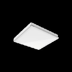 """Светодиодный светильник """"ВАРТОН"""" для потолка Ecophon Gedina D 595*588*50мм"""