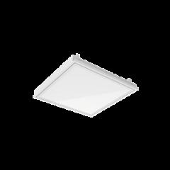 """Светодиодный светильник """"ВАРТОН"""" для потолка Cesal 600*600*62 ip54"""