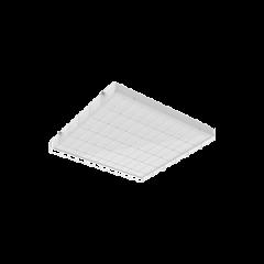 """Светодиодный светильник """"ВАРТОН"""" спортивный накладной 595*620*65мм с защитной сеткой"""