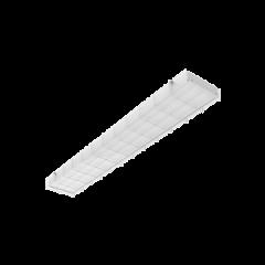 """Светодиодный светильник """"ВАРТОН"""" спортивный накладной 1195*200*50мм  с защитной сеткой"""