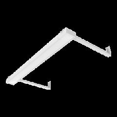 """Светодиодный светильник """"ВАРТОН"""" E220 для школьных досок  1195x100x50мм"""
