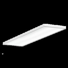 """Светодиодный светильник """"ВАРТОН"""" Премиум E350 встраиваемый/накладной 36W 3950K 1195x295x50мм"""