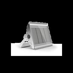"""Светодиодный светильник """"ВАРТОН"""" прожектор заливающего света ТРИУМФ 120°"""