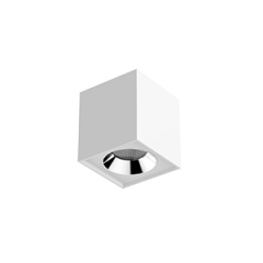 "Светильник LED ""ВАРТОН"" DL-02 Cube накладной 100*110 35°"