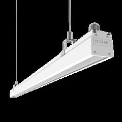 "Светодиодный светильник ""ВАРТОН"" Mercury Mall IP54 1450x54x58 мм опал"