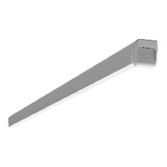 """Светодиодный светильник """"ВАРТОН"""" Q-40 подвесной/накладной 60Вт 1482х40х40мм IP40 с рассеивателем опал, драйвер выносной, с декоративными  проводом 2м в комплекте"""