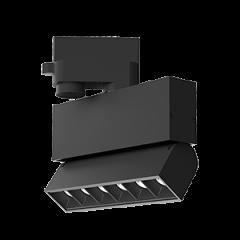 Светодиодный трековый светильник TT-Stellar 15 w угол 34 гр. черный